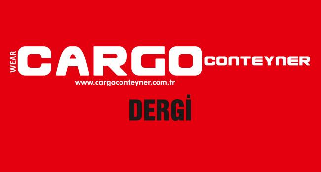 CARGO CONTEYNER DERGİ Logo