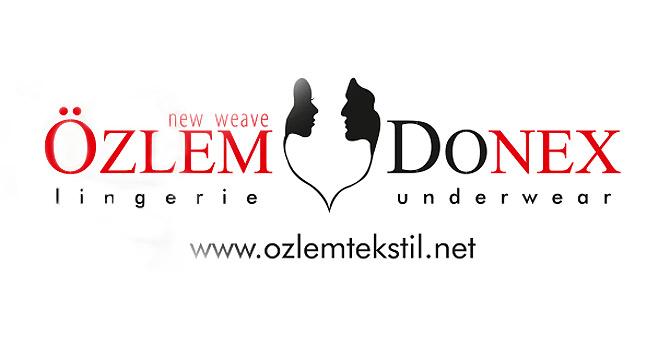 ÖZLEM & DONEX Logo